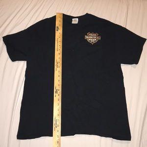 Police Week Washington DC 2012 T-Shirt Black LARGE